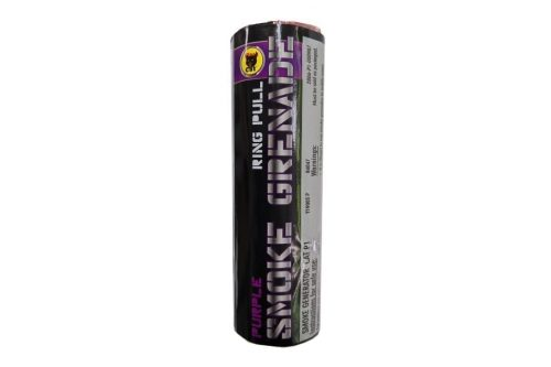 black cat purple smoke grenade 1 Socom Tactical Airsoft Home