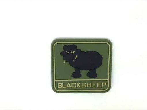 Black Sheep morale Patch (Green)