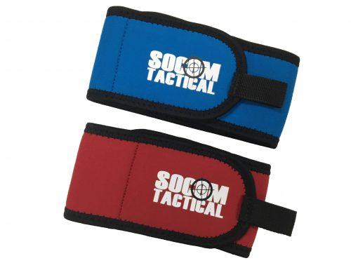 Socom Tactical Team Armband (Red)