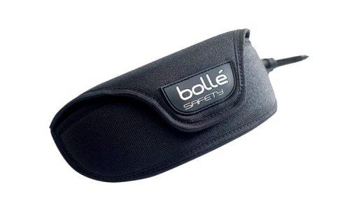 Bolle Semi-Rigid Polyester Case - Black