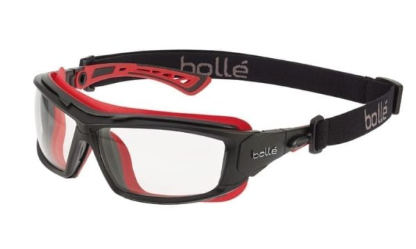 Bolle Ultim8 airsoft eye protection (Clear)