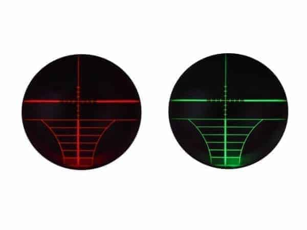 Bushnell 6x32 Red/Green Illuminated Hunting Reticle Rifle Scope