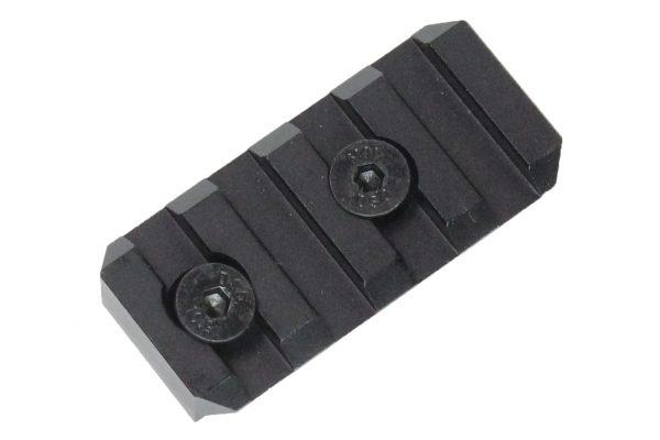 Castellan 3 Slot M-LOK rail panel - Black