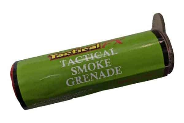 Cloud 9 60 Second Friction Smoke Grenade (Red)