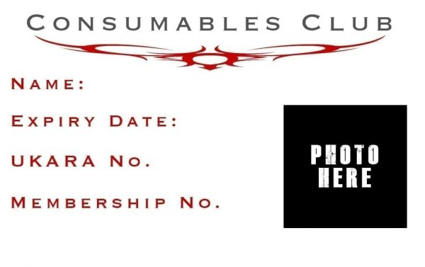 consumables club front Consumables Club Annual Membership