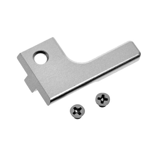 Cow Cow RAW Cocking handle for Hi-Capa/1911 Standard DL - Silver