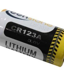 eenstone CR123a 3 volt disposable lithium battery