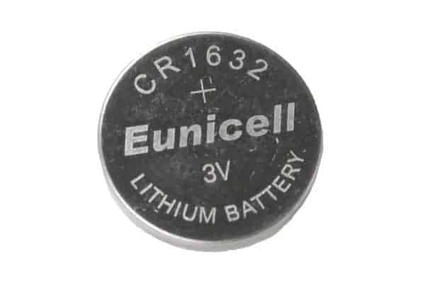 CR1632 cell battery