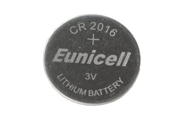 CR2016 cell battery