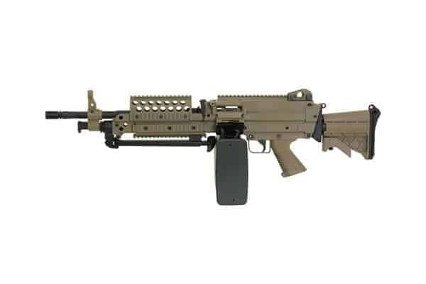 FN Herstal M249 MK46 support gun