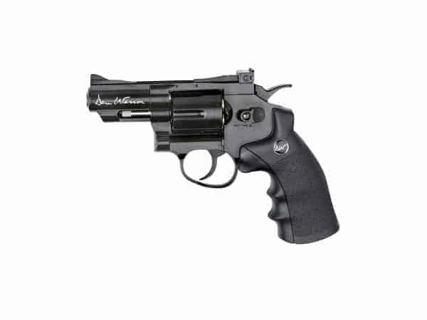 """Dan Wesson CO2 Revolver 2.5"""" 1J"""