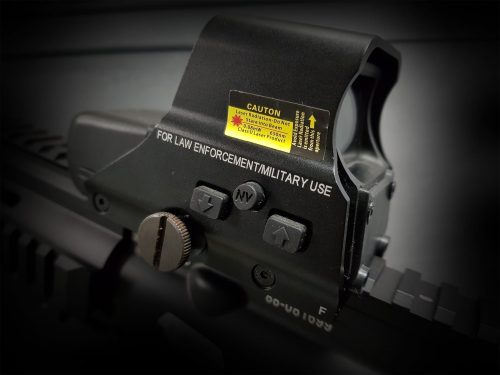 Airsoft Red Dot & Holo Sights