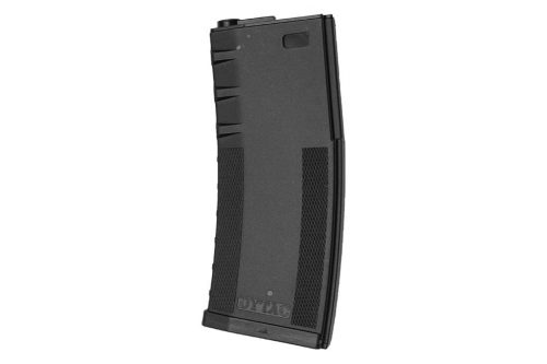 DYTAC 120 Round Invader Mag For M4 AEG - Black