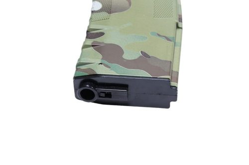 DYTAC 120 Round Invader Mag For M4 AEG - Multicam