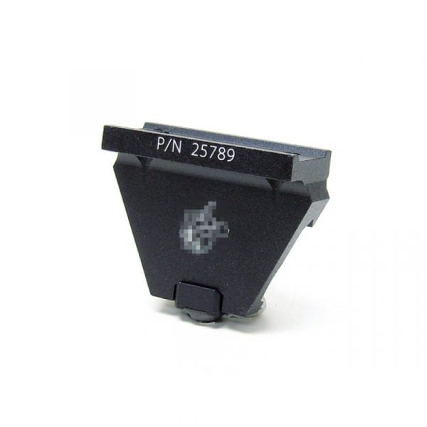 Dytac offset Mount for Replica T1 Red Dot Sight (CNC Version)