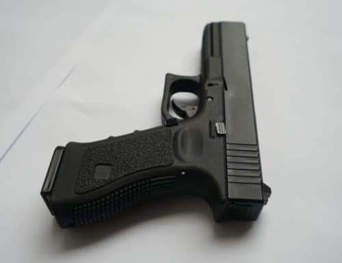 E&C G17 Airsoft Pistol Metal Slide