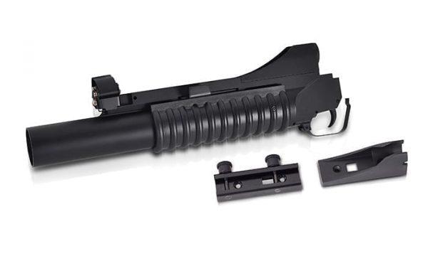 E&C M203 Grenade Launcher With 3 Mounts (Long)
