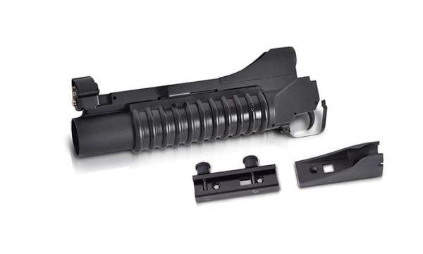 E&C M203 Grenade Launcher With 3 Mounts (Short)