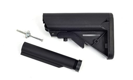 E&C Special Ops Crane stock With Tube