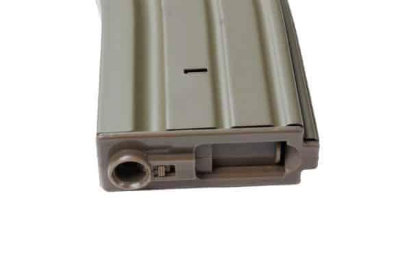E&C 300 round M4 / M16 High cap Tan