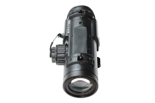 Elcan Style 1 - 4X Spectre Illuminated Scope With Iron Sights