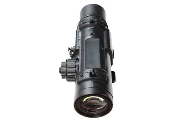 Specter Style 1-4x illuminated scope with kill flash