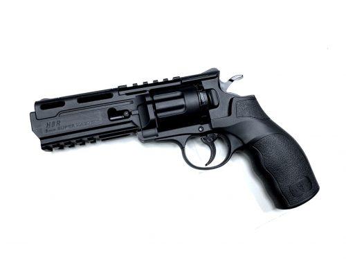 Wingun/Elite Force H8R Revolver - Black