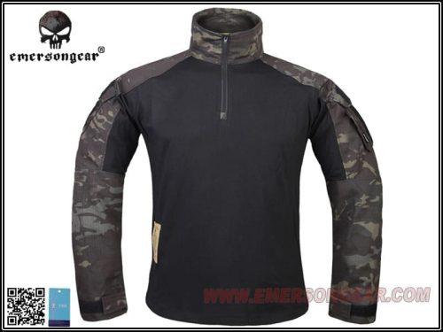 Emerson Gear G3 Combat Shirt - Multicam Black