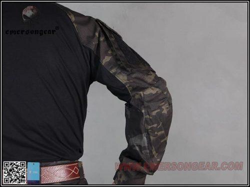 emerson combat shirt multicam black 4 Emerson Gear G3 Combat Shirt - Multicam Black