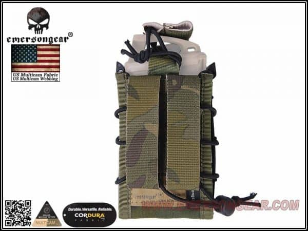 emerson double decker multicam tropic 2 Emerson Dual Decker Magazine Pouch - Multicam Tropic