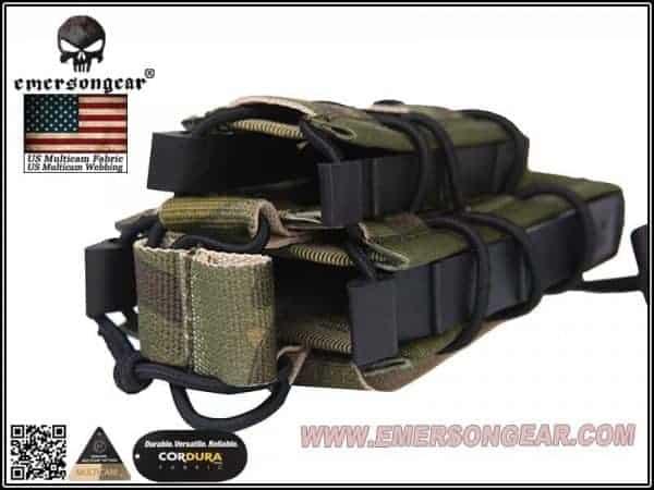 emerson double decker multicam tropic 3 Emerson Dual Decker Magazine Pouch - Multicam Tropic