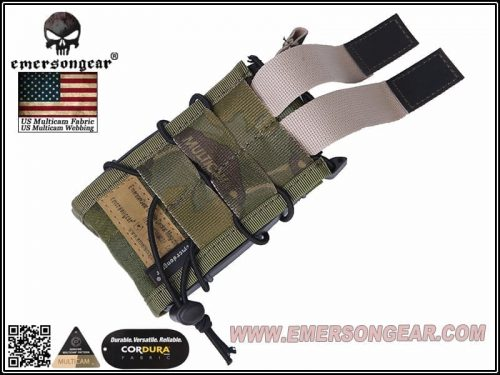 emerson double decker multicam tropic 4 Emerson Dual Decker Magazine Pouch - Multicam Tropic