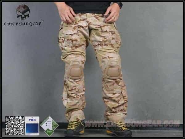 Emerson Gear G3 Combat Pants - Multicam Arid