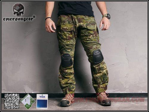 emerson g3 combat pants multicam tropic 1 Emerson Gear G3 Combat Pants - Multicam Tropic