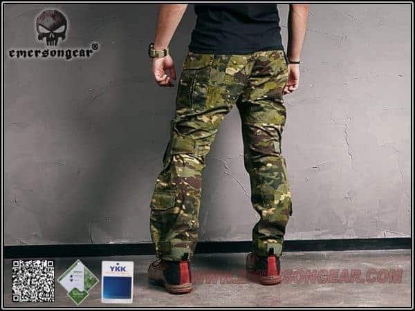 emerson g3 combat pants multicam tropic 5 Emerson Gear G3 Combat Pants - Multicam Tropic