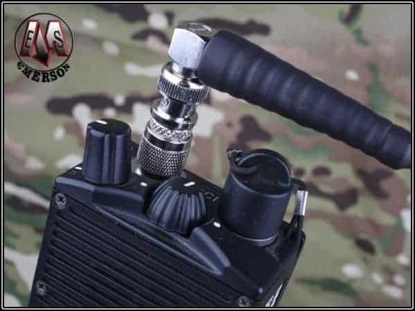 Emerson Gear prc-148 / 152 Functioning Radio Antenna Extension