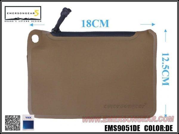 Emerson Gear Waterproof Hot Pressing Pocket (18x12.5cm) - Coyote