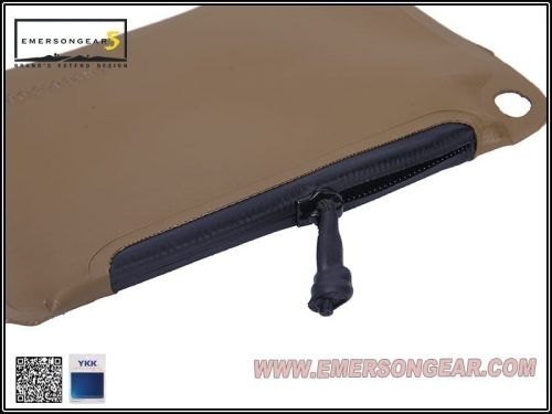 Emerson Gear Waterproof Hot Pressing Pocket (18x12.5cm) - Black