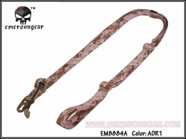 emerson gear 2 quick adjust sling aor1 1 Emerson Gear Quick Adjust 2P Sling - AOR1