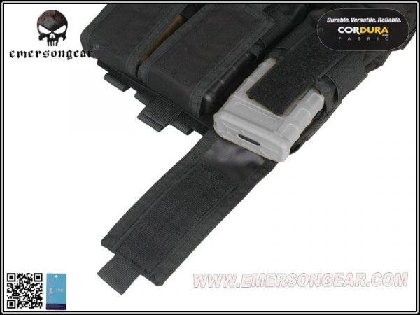 emerson gear assault panel black 4 Emerson Gear Assault Back Panel