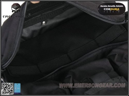 emerson gear assault panel black 5 Emerson Gear Assault Back Panel
