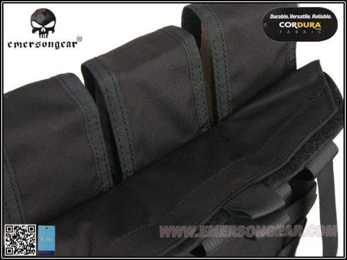 emerson gear assault panel black 7 Emerson Gear Assault Back Panel