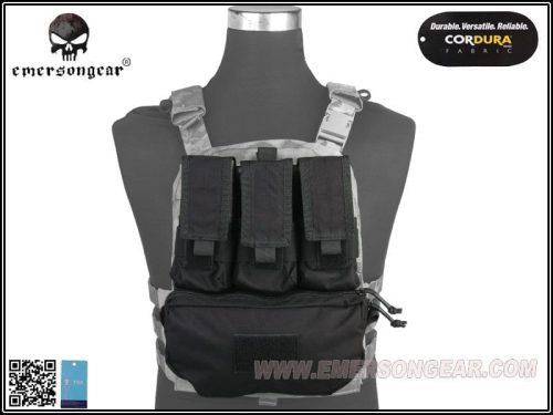 emerson gear assault panel black 8 Emerson Gear Assault Back Panel