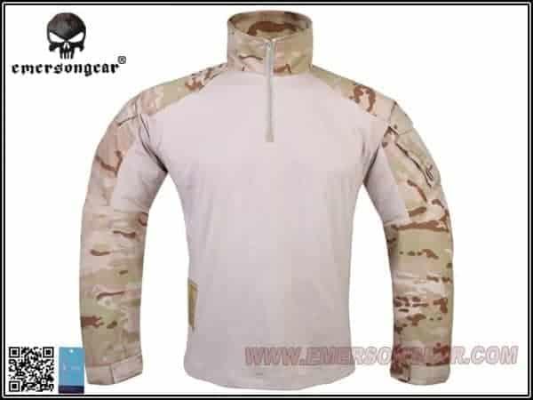 emerson gear combat shirt arid 1 Emerson Gear G3 Combat Shirt - Multicam Arid