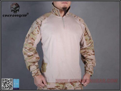 emerson gear combat shirt arid 3 Emerson Gear G3 Combat Shirt - Multicam Arid