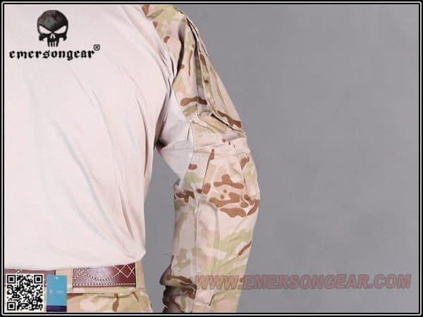 emerson gear combat shirt arid 4 Emerson Gear G3 Combat Shirt - Multicam Arid