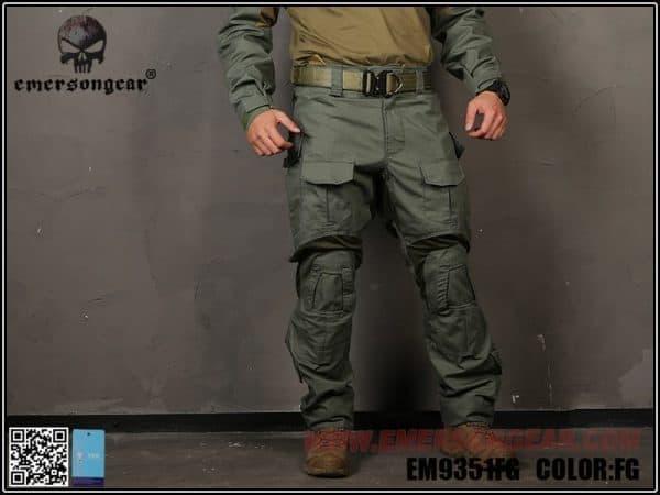 Emerson Gear G3 Combat Pants - Foliage Green