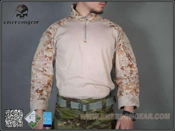 Emerson Gear G3 Combat Shirt - AOR1