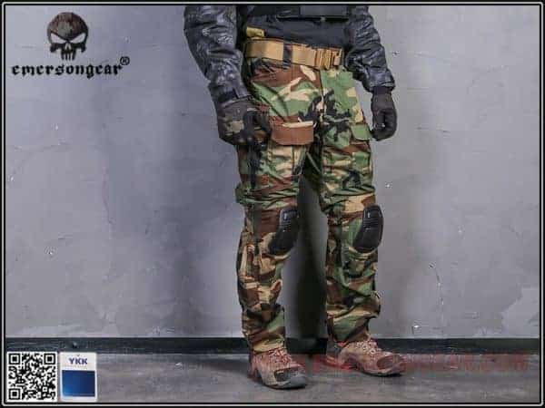 Emerson Gear G3 Combat Pants - Woodland