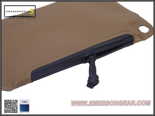 Emerson Gear Waterproof Hot Pressing Pocket (23x15cm) - Black